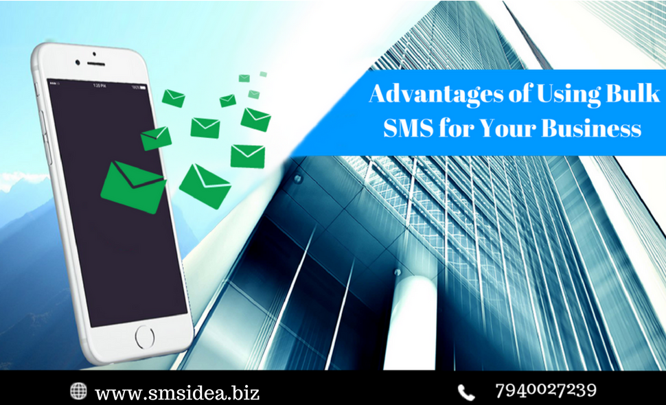 Advantages of Bulk SMS