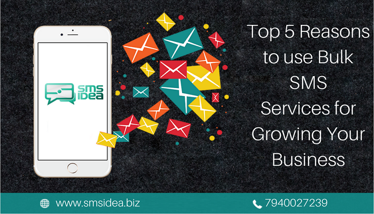 Benefits of Bulk SMS Services
