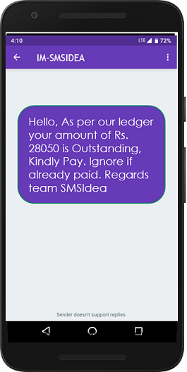 Bulk SMS Tally Provider | Tally SMS Plugin and Module Free Download