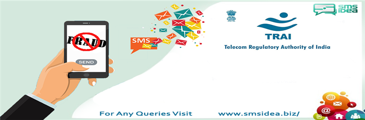 Registration of your Entity is mandatory before 09th Feb' 2020 to continue using SMS and Voice Services as per TRAI Direction