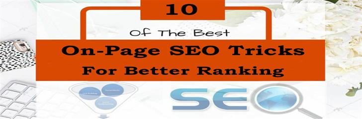 Top 10 On-Page SEO Tricks - Outsource SEO Services
