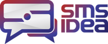 Logo of SMS Idea, bulk SMS services in Ahmedabad located in India